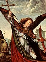 A Blessing for St. Michael  May St. Michael, the Archangel Prince of the Seraphim and the patron saint of mariners, paratroopers, police and others intercede on your behalf and ask the Good Shepherd of us all to bless and protect from all harm all those who protect us.  Photo Credit: Templars