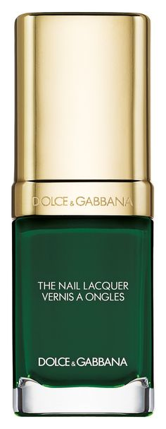Staying on-trend this fall with this stunning emerald green hue of nail lacquer. @nordstrom #nordstrom