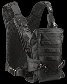 A quick 2 minute video review on the Mission Critical Baby Carrier.