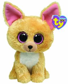 517d0c44990 Ty Beanie Boos Nacho - her FIRST one ftom Gma Pawpaw at the holiday toy  store in the mall.