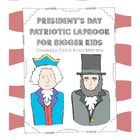 This is a fun and engaging way to learn about George Washington and Abraham Lincoln.   Students create a lapbook about the information they learn a...