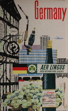 GERMANY Aer Lingus IRISH AIRLINES
