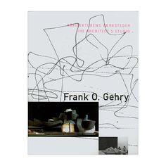 LACMA Store - Frank O. Gehry: The Architect's Studio
