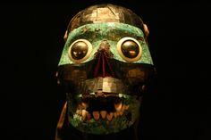 Mosaic skull of Tezcatlipoca, British Museum, London