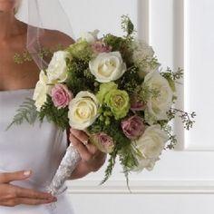 Green Roses - Green Weddings