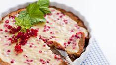 Gluteeniton mamman marjapiirakka leivotaan punaherukoista- Kotiliesi.fi Gluten Free, Bread, Cooking, Food, Tarte Tatin, Glutenfree, Kitchen, Brot, Essen