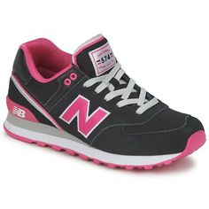 New Balance 574 Women's Black Pink Wl574  Delivery Mode:Free Shipping Return Policy:60 Days Free Returns