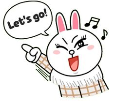 Cony: Let's Go!
