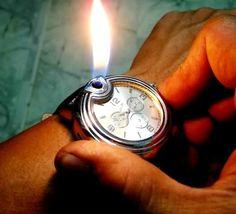 Wrist Watch Lighter