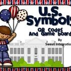 Free over the 4th...This is a sample of my Presidents Day and U. S. Symbols product. I've taken different QR Codes about U.S. Symbols and  the U.S. Symbols game board ...