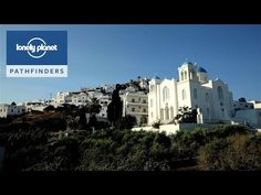 On the foodie trail in Ios, Greece - Lonely Planet vlog - http://bookcheaptravels.com/on-the-foodie-trail-in-ios-greece-lonely-planet-vlog/ - Whether you're eating seafood at a beach side restaurant, sampling modern Greek fare under the floodlit Acropolis or tucking into a rustic dish in a village taverna, dining out in the Greek Islands is never just about what you eat, but the whole sensory experience.  Here Lonely Planet Pathfinders, - foodie, Greece, lonely, planet, trail