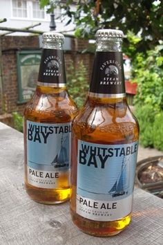 Whitstable Bay Pale Ale  | Shepherd Neame