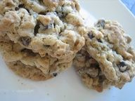 Oatmeal Raisin Chocolate Chip Cookies | Brown Eyed Baker