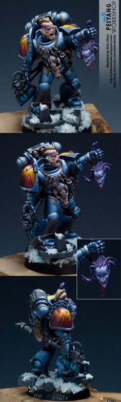 space wolves' blood claw 4