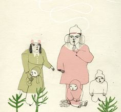 Camilla Engman - Illustrations