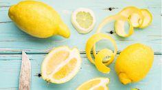 Sitruunakuorilla voi maustaa lähes ruoan kuin ruoan.  Copyright: Shutterstock. Kuva: Shutterstock.