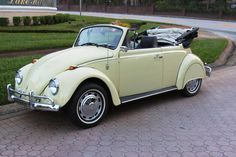 If you have been reading 1967beetle.com for a while, you probably have seen my article entitled: Buying Strategies.  While I definitely will touch on points which I used in that article, the focus of this article is different. I'm going to chasten sellers but at the same time not let buyers off the hook.