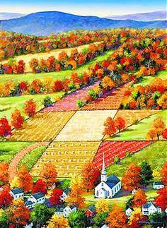 'Vermont Maple' by Rebecca Barker