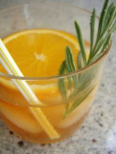 Lavender Old-Fashioned