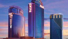 The Palms Place - Las Vegas, Nevada #Jetsetter #JetsetterCurator