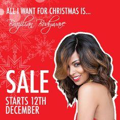 All I Want For Christmas Is...Brazilian Bodywave... www.khairmax.com