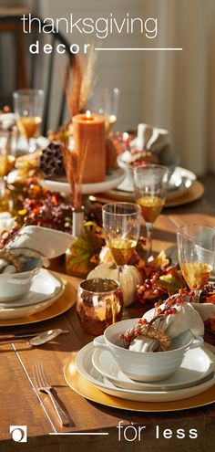 Give your home a Thanksgiving makeover for less with Overstock's collection of seasonal decor. From fall wreaths to accents with Thanksgiving motifs, you'll find deals on everything you need to create a festive look you love.