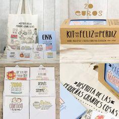 Kit para ser feliz. Un regalo muy original para tu pareja. http://sorpresasparatupareja.com/2014/08/07/regalo-kit-para-ser-feliz/