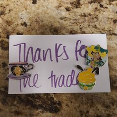 Our first Instagram pin trade! You made two little girls very happy @real_rapunzel94! Thanks so much! #pintrading #pintrade #disneypins #disneypintrading #pintraders #pintrader  #pins #pin #disneyworldpins by mlgpins