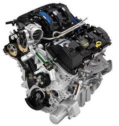 2015 Ford F-150 EcoBoost 2.7 Engine
