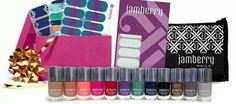 #jamberry nails #jamberry #nail art #nails  Www.allisonmccutcheon.jamberry.com