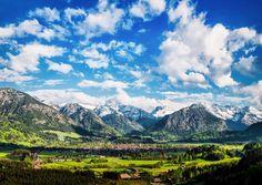 Bavarian mountains <3