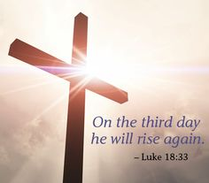 He is risen! It's a joy to celebrate Easter Sunday with your congregation.