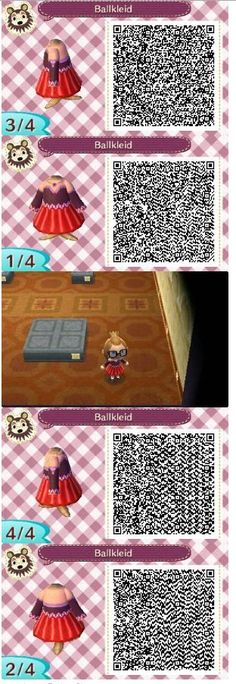 Ballkleid by ACNL_Frogs