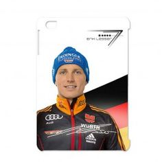 iPad-Cover – Erik Lesser – Deutscher Biathlet; Cover for iPad – Erik Lesser – German Biathlete; #Biathlon #Wintersport