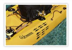Fish Bogeys Kayak  #Decals#fishing#boats #fishbogeys.com Fishbogeys.com