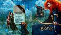 Brave movie cover for American girl doll