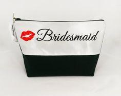 Bridesmaid Toiletry Bag, Gift for bridesmaids, bridesmaid wedding gift, bridal party gift, toiletry bag, dopp kit, bride, groom, bridesmaid, best man, maid of honor, best man gifts.