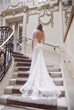 lace wedding dress   Image by Les productions de la Fabrik
