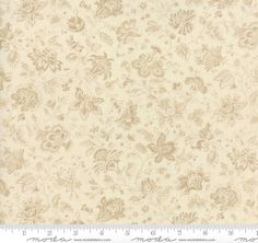 15 Yards in Stock - Moda Fabrics - Jardin de Versailles - Pearl by French General - 13814-13 - 100% Cotton