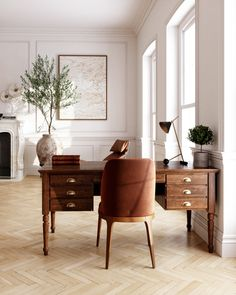 Home Office Design, Home Office Decor, House Design, Workspace Inspiration, Home Decor Inspiration, Home Living, Living Spaces, Hygge Home, Office Interiors