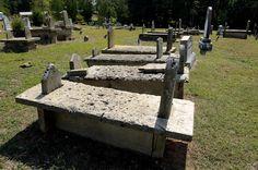 Slot and Tab tombs of north Georgia