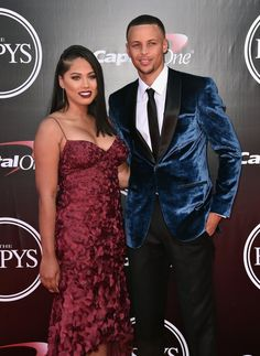 Ayesha and Stephen Curry Are the Real MVPs of the ESPYs