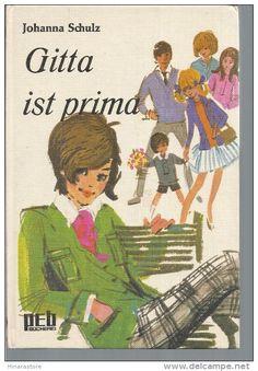 Gitta ist prima - Johanna Schulz