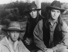 "Stephen Baldwin Young Riders   Stephen Baldwin, Gregg Rainwater, Josh Brolin ""The Young Riders"""