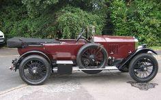 Vauxhall 30/98 E Type Velox 1920.