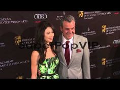 Olga Kurylenko, Danny Huston at BAFTA Los Angeles Awards ... - http://hagsharlotsheroines.com/?p=101832