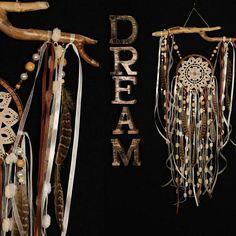 Dreamcatcher Beige Dream Catcher Large Dreamcatcher New Dream