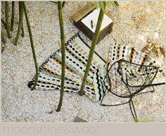 Häkeldecke- Häkelvorhang, eigener Entwurf, Handarbeit