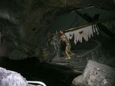 pirates of the caribbean ride disney world - Google Search