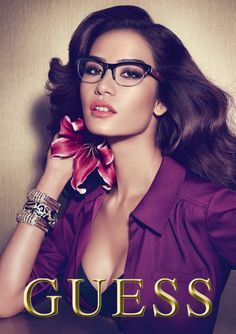 0d9d1ee645 Juliana Imai for Guess Accessories Fall 2012 Campaign by Claudia & Ralf  Pulmanns